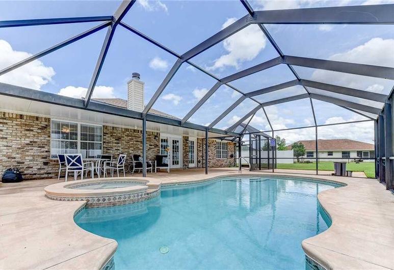 Splash Paradise, 3 Bedroom, Private Pool, Pet Friendly, 팜 코스트, 수영장