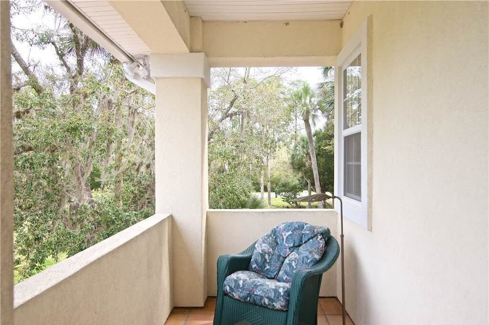 House, 1 King Bed with Sofa bed, Patio, Garden View - Balcony