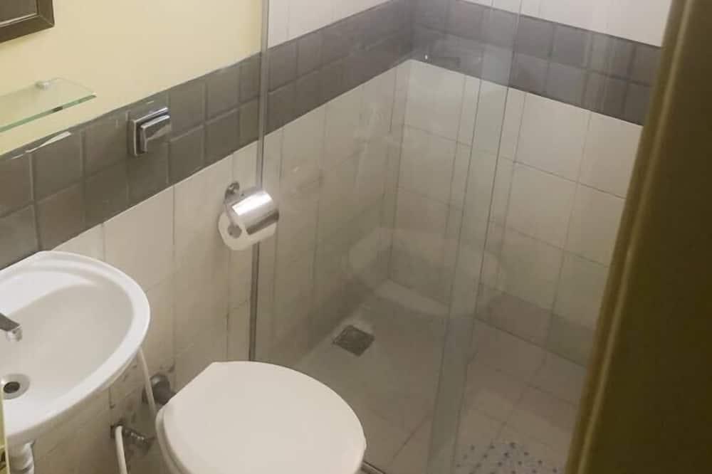 Standard Single Room - Bathroom Shower