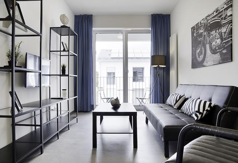 Prime Apartments and Rooms, Augsburgo, Departamento, baño privado, Habitación
