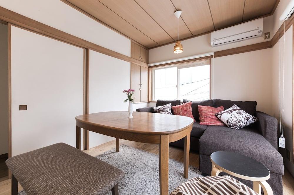 Rumah (Private Vacation) - Ruang Keluarga
