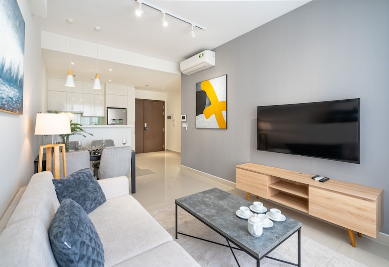 Danny Home, Ho Chi Minh City, Apartament rodzinny, 3 sypialnie, Powierzchnia mieszkalna