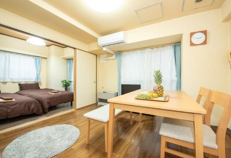 Heights Showa 205, 札幌, 客房 (205), 客廳