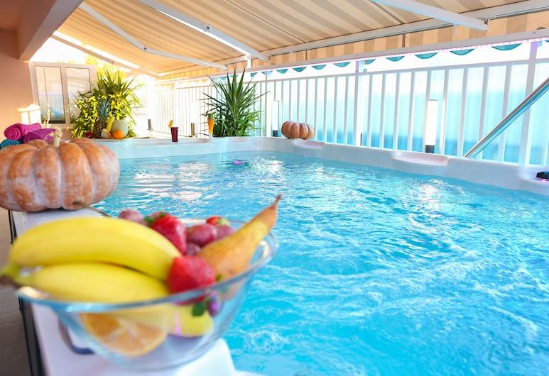 Apartments Rose Pool, Dubrovnik, Hidromassagem externa