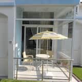 Studio, 1 Double Bed, Garden View - Balcony