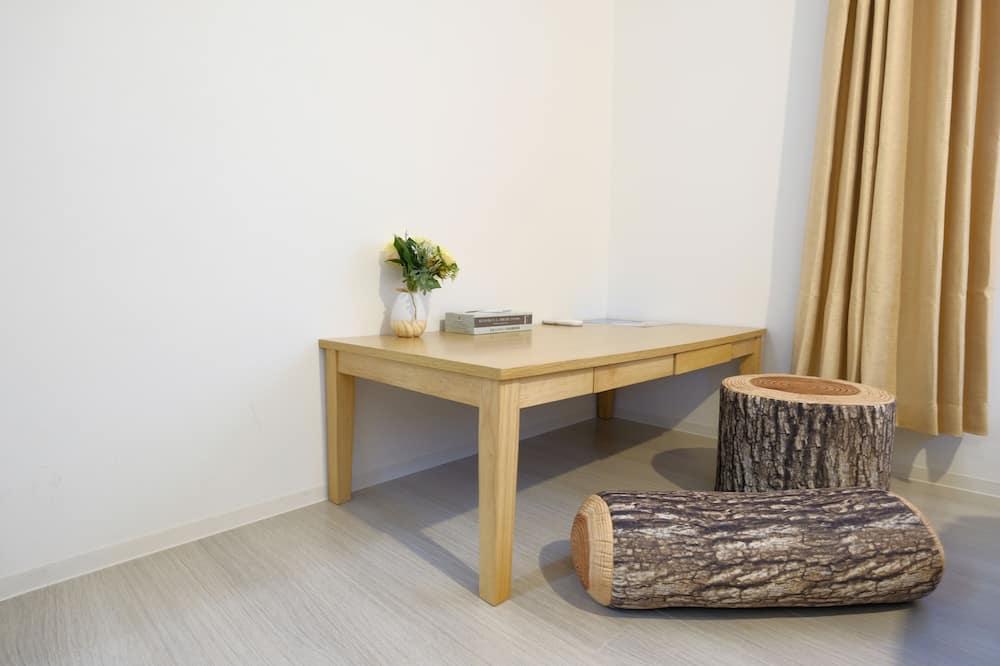 Izba (9) - Obývacie priestory