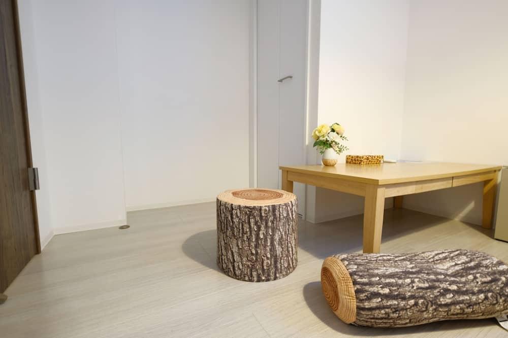 Izba (7) - Obývacie priestory