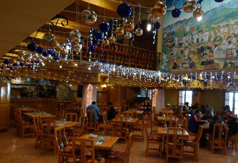 Hotel Villa De Cortez, Huauchinango, Restoran