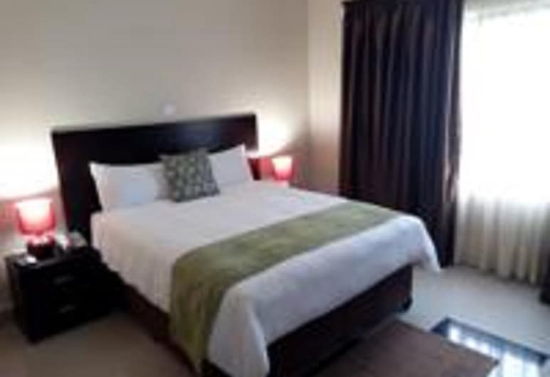 The Milford Lodge, Kitwe, Pokój dwuosobowy typu Deluxe, Pokój