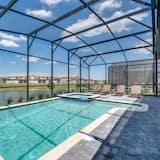 ハウス (Luxury Lake View 8 BR Villa With Game) - プール