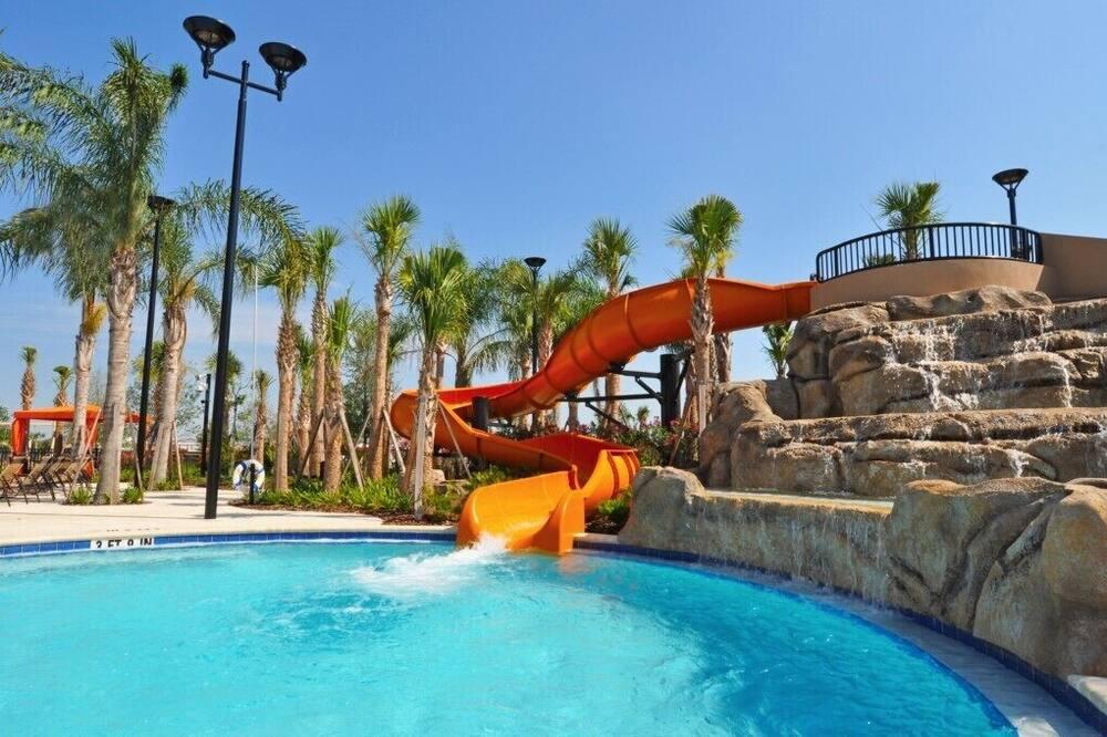 Dom (Solterra Resort IHR 3055) - Bazén