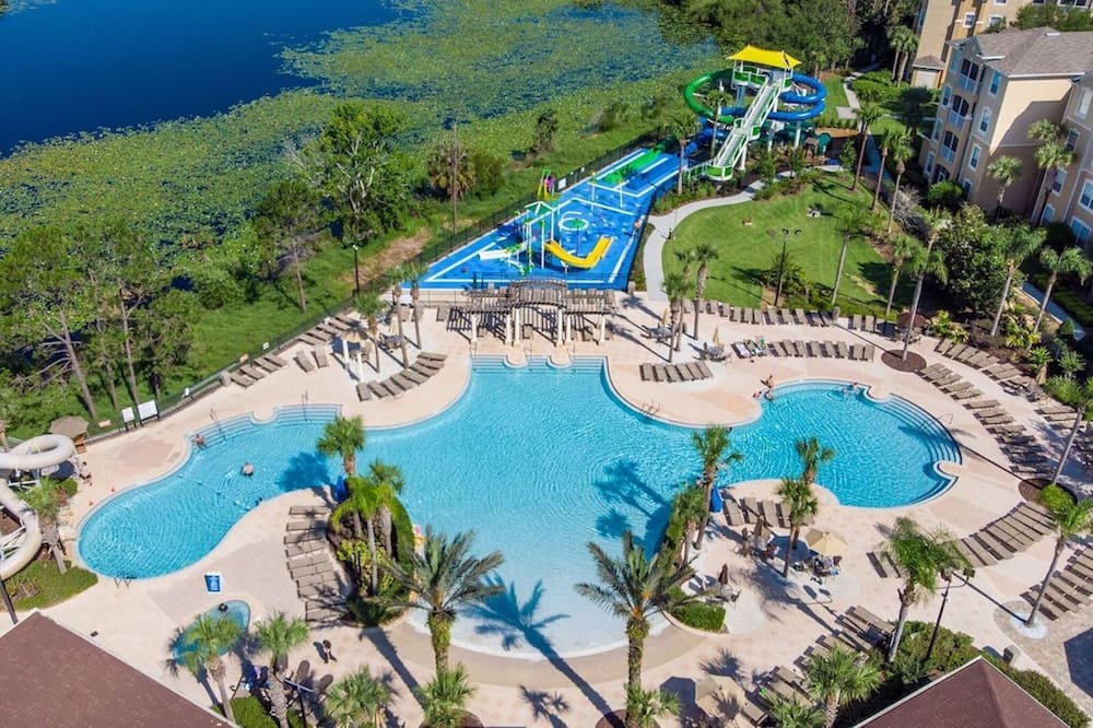 Ev (The Windsor Hills Resort - 7742GCSJGI) - Havuz