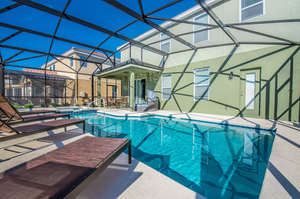 Villa (5243WWW The Ultimate 5 Bedroom 5 Bath) - Vendégszoba