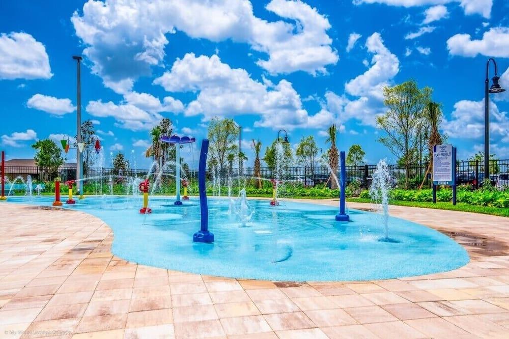 Villa (2145BMD) - Pool