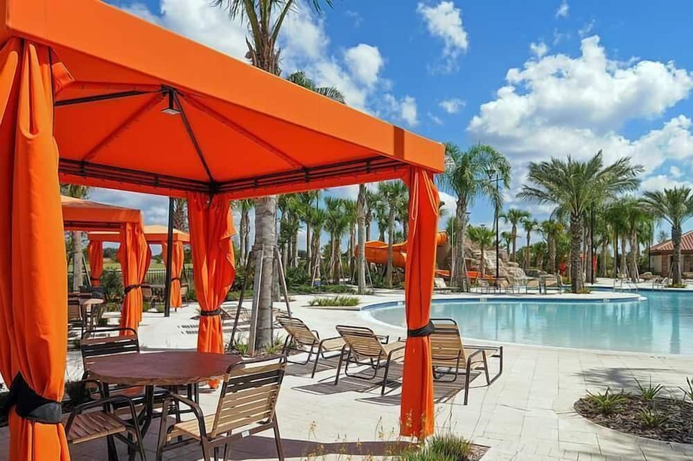 วิลล่า (5 Bedroom 5 Bathroom Solterra Resort ) - สระว่ายน้ำ