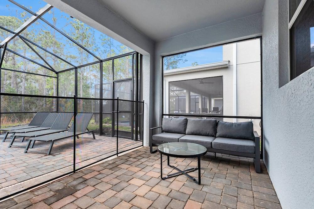 Villa (2707BOOK) - Balkon