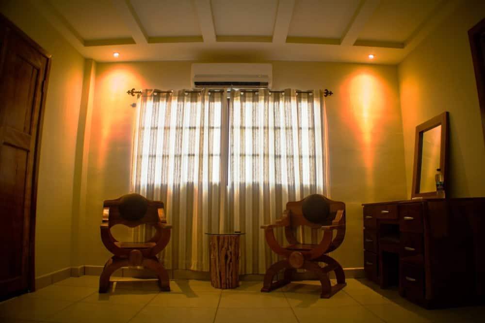 Basic Double Room - Bathroom Amenities