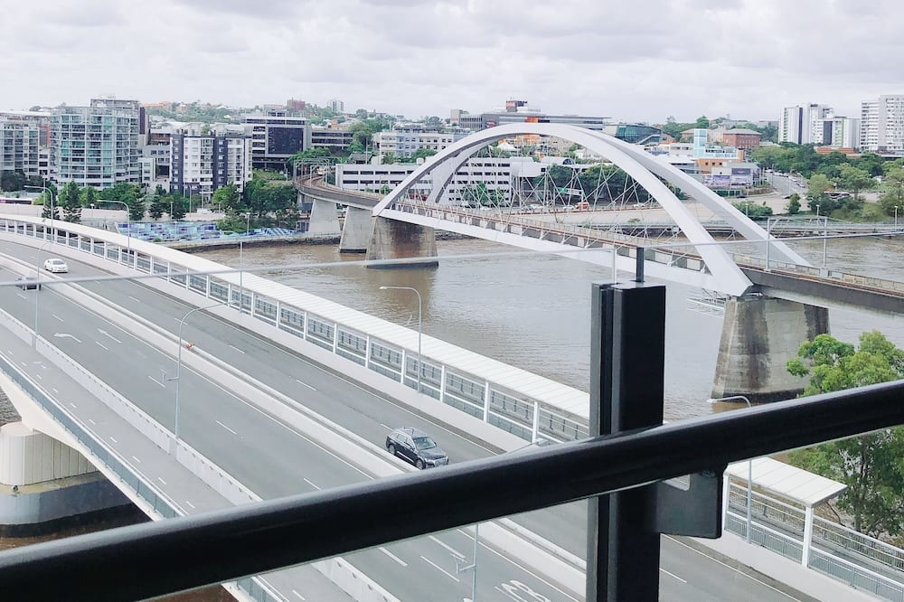Comfort-Apartment - Balkon