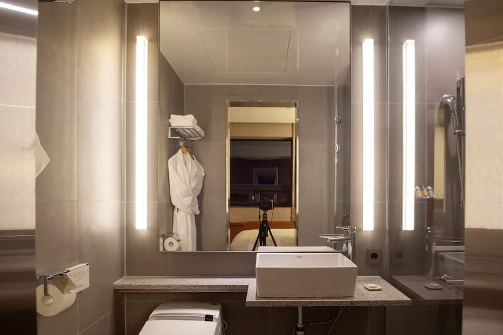 Top Middle Suite B - Bilik mandi
