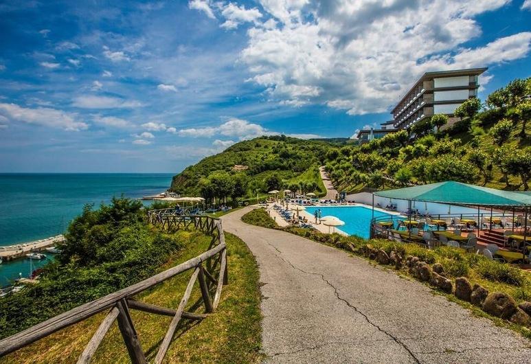Hotel Capo Est, 格比切海, 住宿範圍