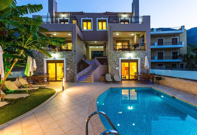 Perfect 3 Level Villa for a Exceptional Family Vacation, 米蘿勃塔莫斯, 外觀