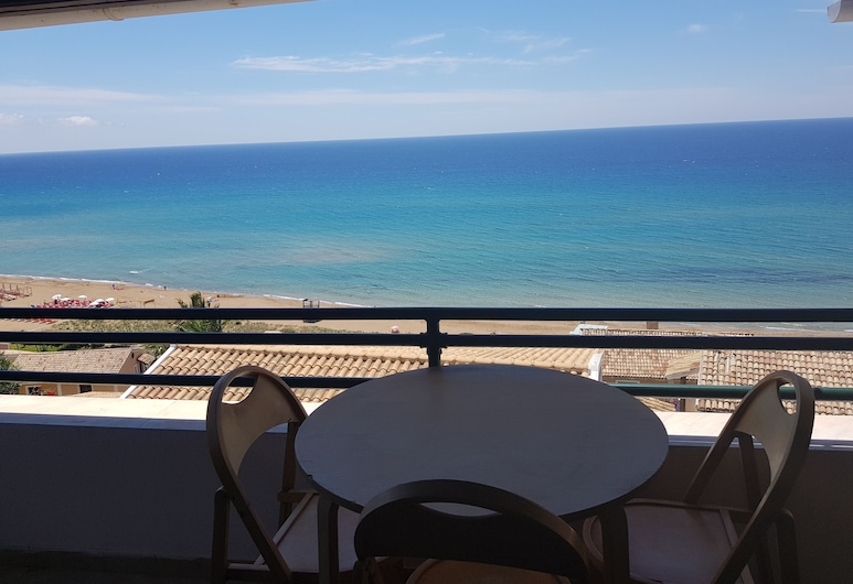 Glyfada Apartment A5 119, Corfu, Balkoni