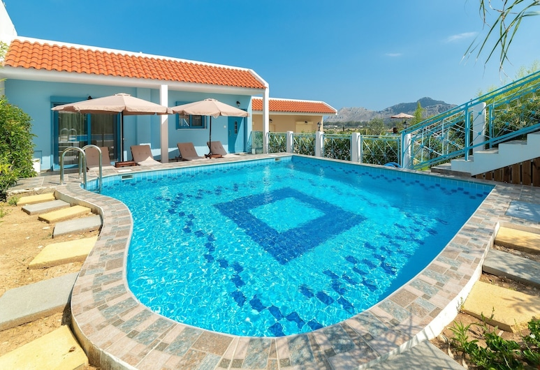 Kolymbia Dreams 3 Bedroom With Private Pool, Rodas