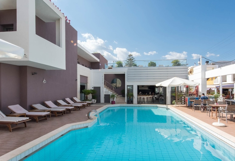 A Remarkable Choice if you Want to Stay in Adult Only Studio Room, Malia