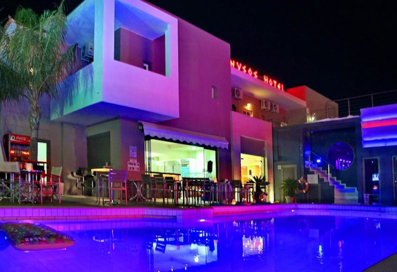 A Remarkable Choice if you Want to Stay in Adult Only Studio Room, Malia, Exteriör