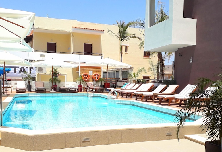 This Studio Room Offer Outstanding Vacational Experience, Malia
