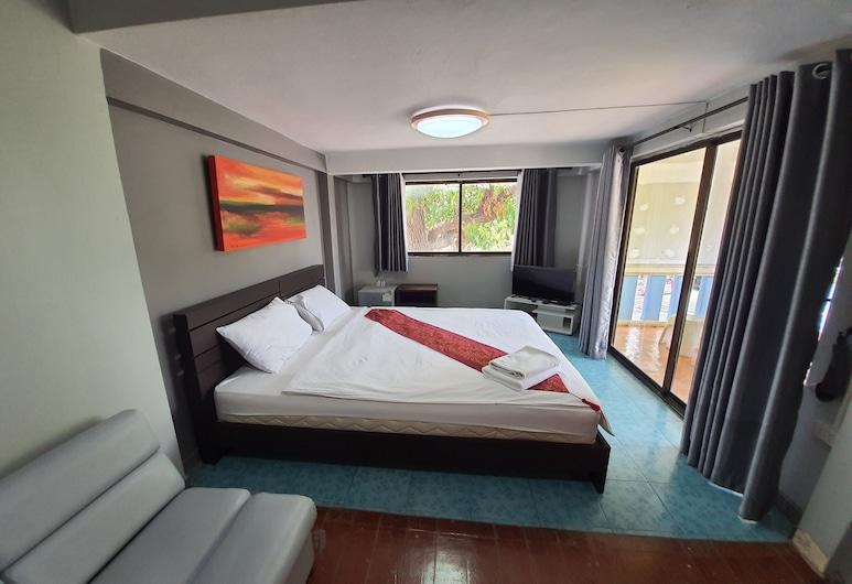 OYO 884 Baan Sang Chan Cha-am, Cha-am, Standard Double Room, Guest Room