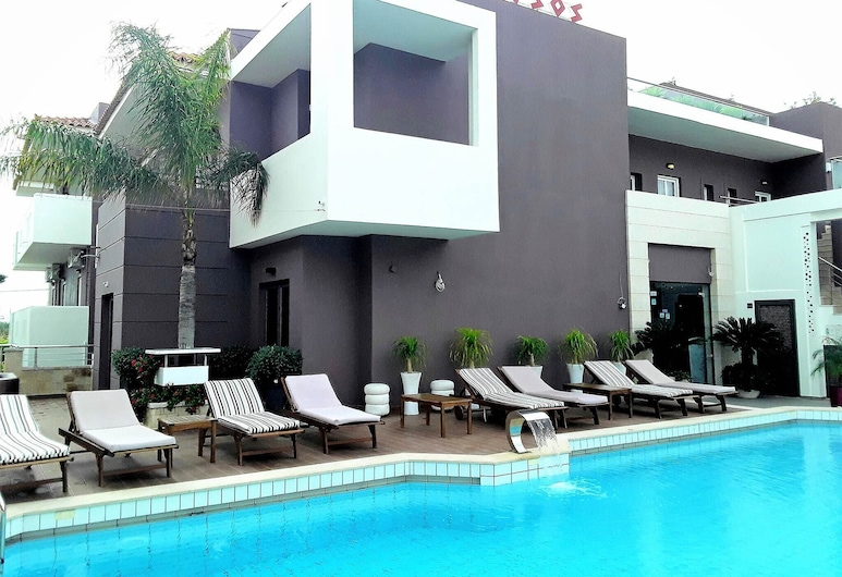 This is Amazing Adult Only Hotel to Stay Wail Malia, Malia