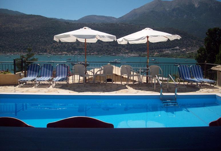Armonia Nakas, Lefkada, Outdoor Pool