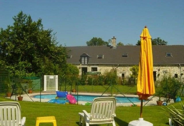 1 of 3 Superb Gites With Pool in the Mayenne Area, Madré