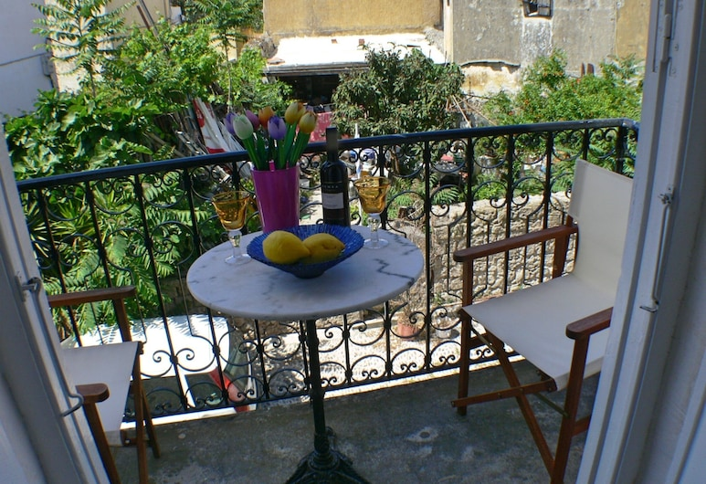 Medieval City House Roof Top & Balcony Old Town, Rodos, Balkon