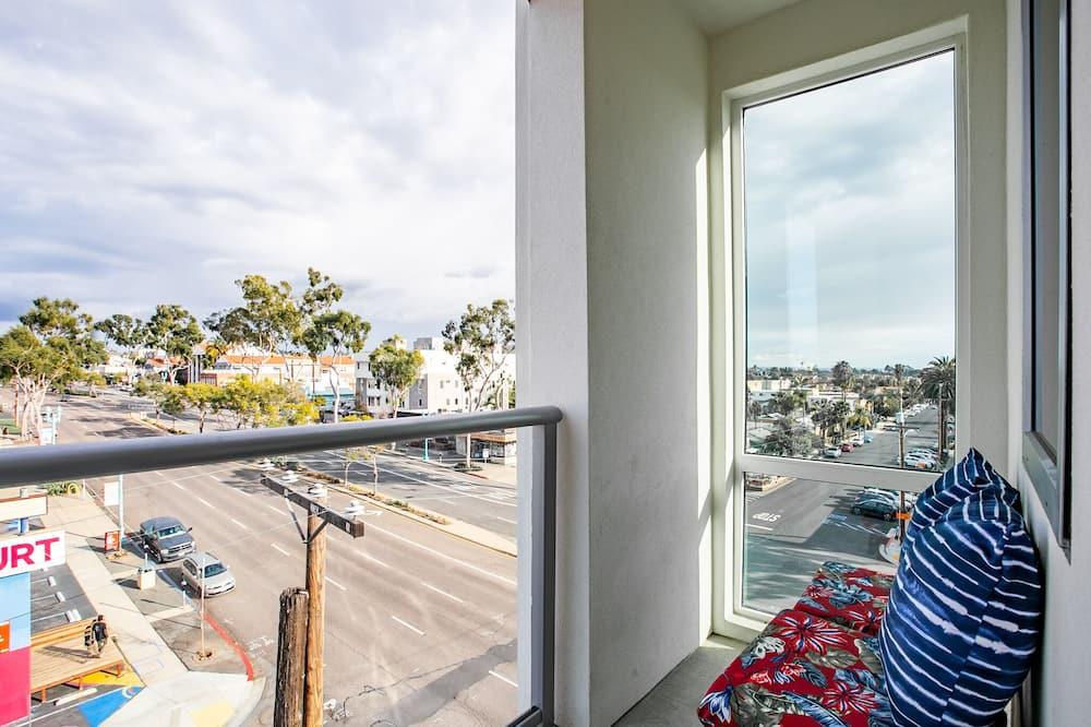 Apartment, 1 bedroom/1 bath - Balcony