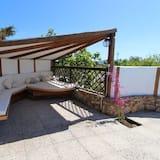 Deluxe-Villa, 2Schlafzimmer, eigener Pool - Terrasse/Patio