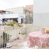 Апартаменти, 1 спальня, з балконом - Балкон