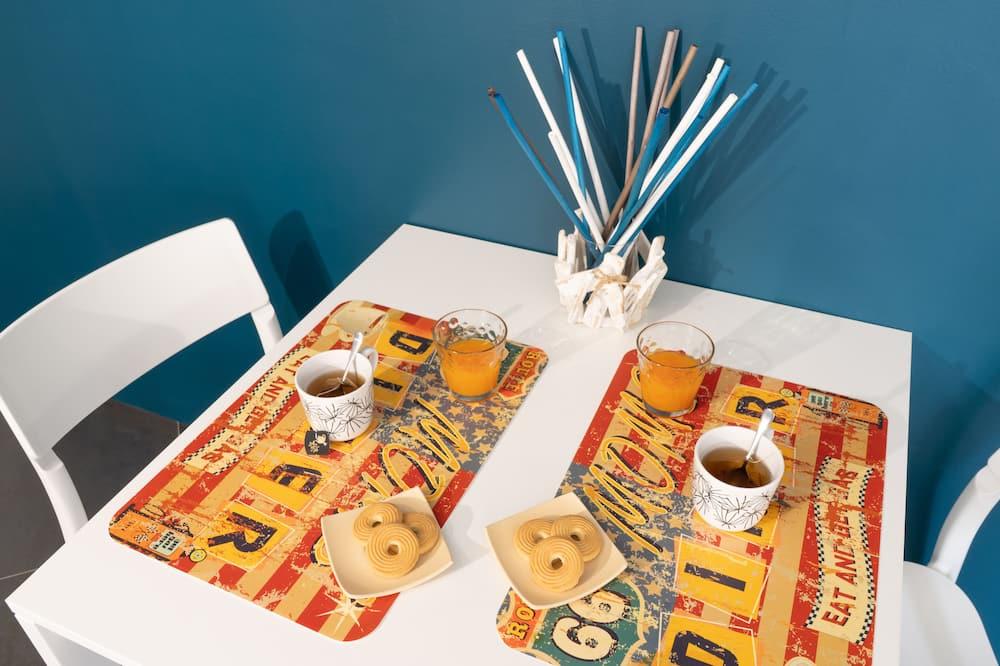 公寓, 1 間臥室 (Apt. Mare) - 客房內用餐