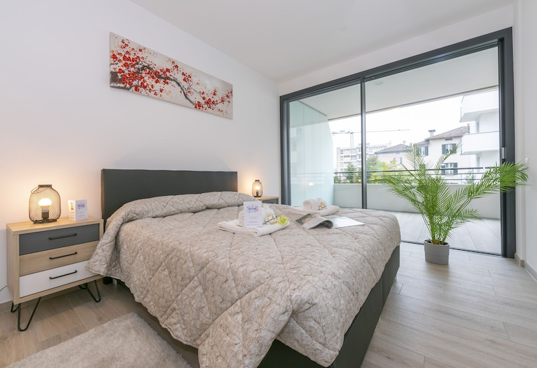 Wonderful Home, Lugano, Family Apartment, 1 Double Bed with Sofa bed (Wonderful Home), Room