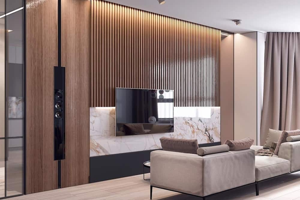 Exclusive House - Living Area