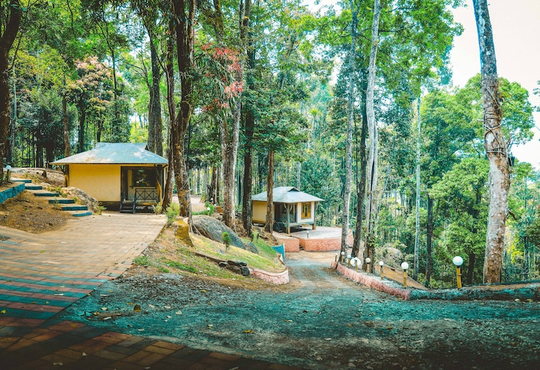 Vythiri Wild Forest Resort, Vayittiri, Habitación doble Deluxe, Habitación