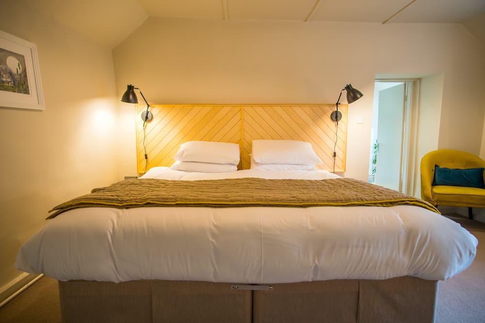 Deluxe szoba kétszemélyes vagy két külön ággyal, fürdőszobával (Room 1 ) - Kiemelt kép