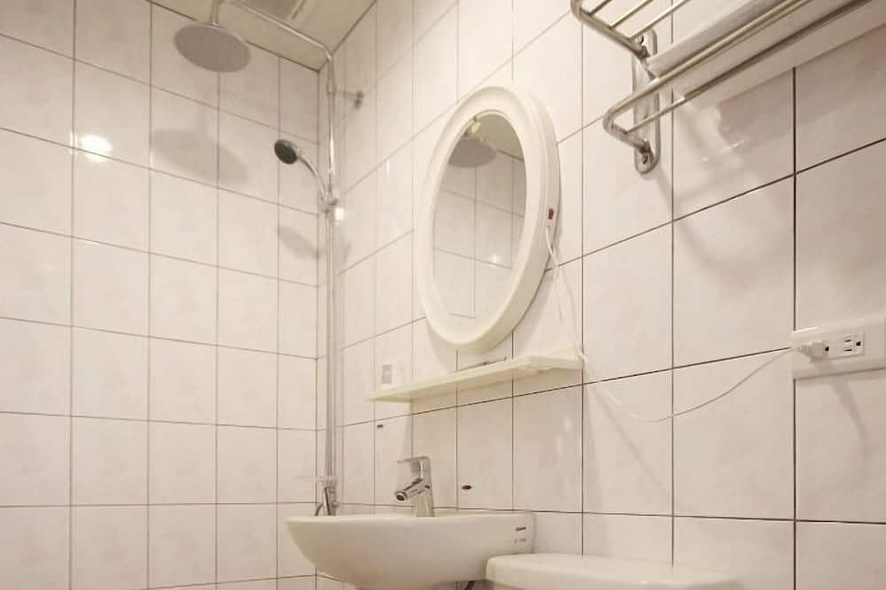 Chambre Quadruple Familiale - Salle de bain