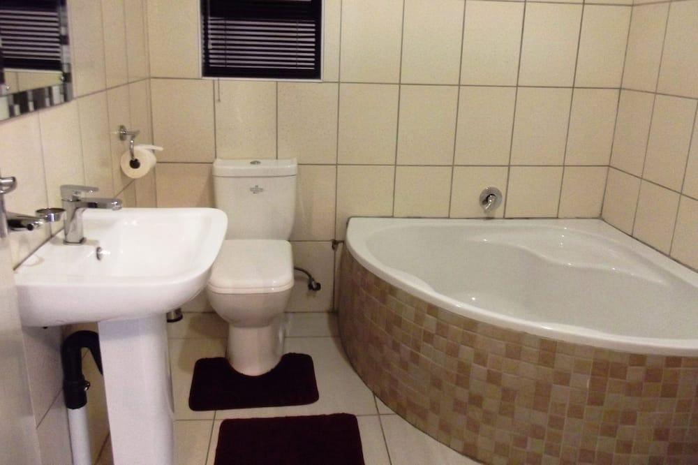 デラックス アパートメント 2 ベッドルーム - バスルーム