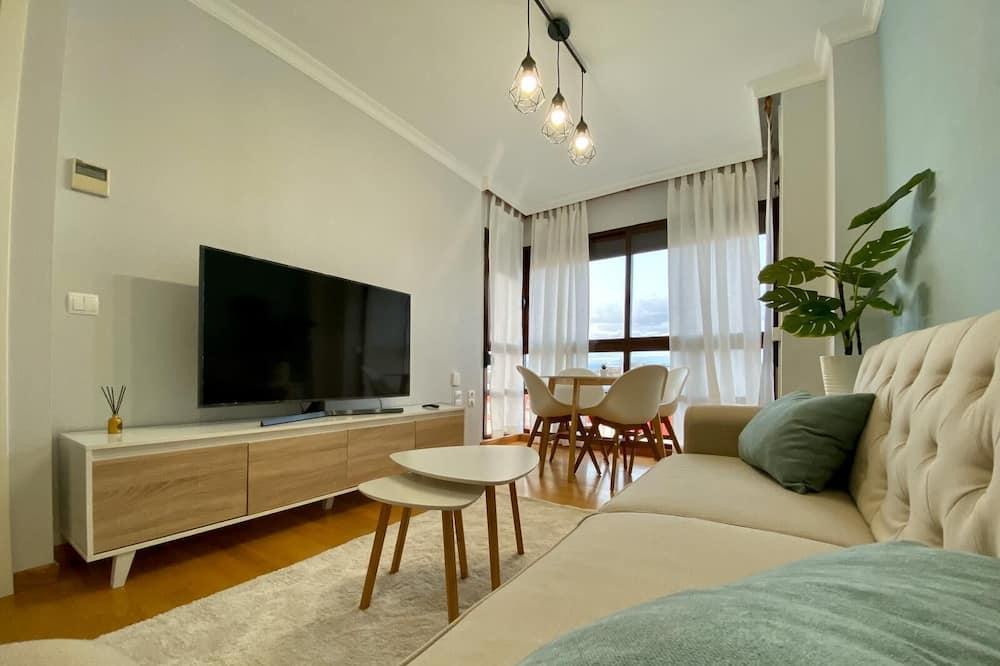 Executive-Apartment, 1 Schlafzimmer - Wohnbereich