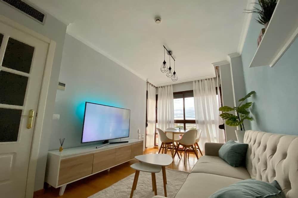 Executive-Apartment, 1 Schlafzimmer - Wohnzimmer