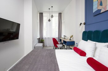 Fotografia hotela (Mix Hotels Rubinstein) v meste Petrohrad