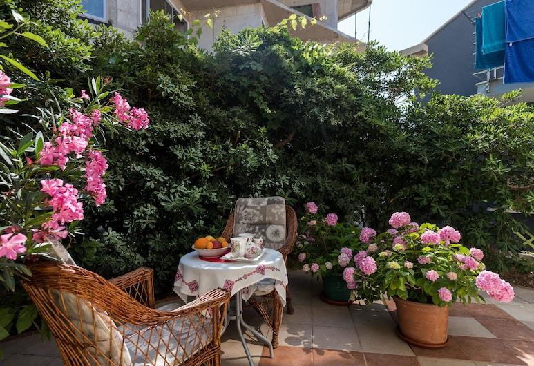 Room Primi, Dubrovnik, Quarto casal (Double Room with Terrace), Terraço/pátio