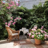Dvivietis kambarys (Double Room with Terrace) - Balkonas